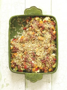Rice casserole with lentils_300