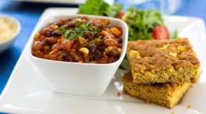 Recipe: Classic Veggie Chili from Nava Atlas