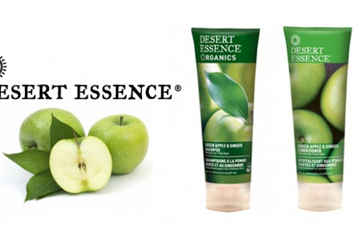 Product Review: Desert Essence's Apple Ginger Shampoo & Conditioner
