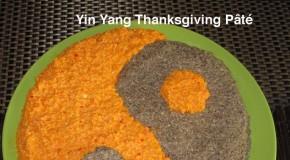 Recipe: Yin-Yang Thanksgiving Pate from Zel Allen