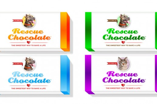 Interview Series: Sarah Gross from Rescue Chocolate