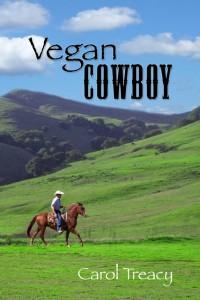 Vegan Cowboy Book Jacket