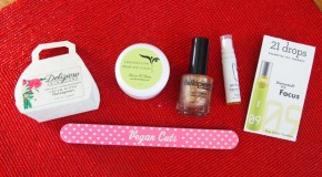 Product Review: The December Vegan Cuts Beauty Box