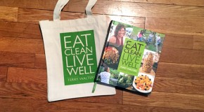 Book Review: Eat Clean Live Well by Terry Walters