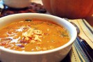 Virtual Vegan Potluck: Curried Pumpkin Peanut Soup
