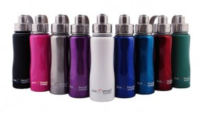 Product Review: Eco Vessel BOULDER Triple Insulated Bottle