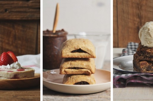 Book Review and Recipe: Decadent Gluten-Free Vegan Baking by Cara Reed