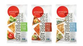 Food Review: Primizie Snacks Thick Cut Crispbreads