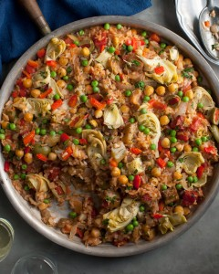 Vegetable_Paella