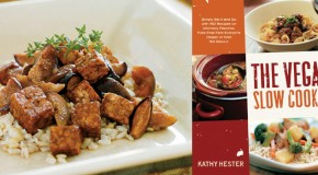 Recipe: Slow Cooker Tempeh Braised with Figs and Port Wine