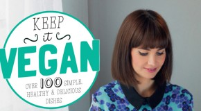 Book Review, Recipe and Giveaway: Keep It Vegan
