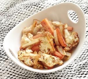 Recipe: Asian BBQ Roasted Veggies - Chic Vegan