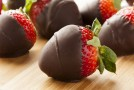 Recipe: Mexican Hot Chocolate-Covered Strawberries