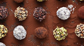 Recipe: Spicy Ginger Truffles