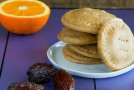 Recipe: Vegan Maamoul (Date-Orange Stuffed Cookies)