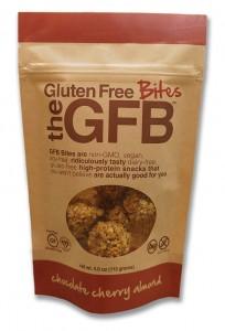 The Gluten Free Bar Cherry Bites