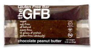 The Gluten Free Bar Chocolate Peanut Butter Bar
