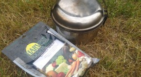 Hungry for camping?