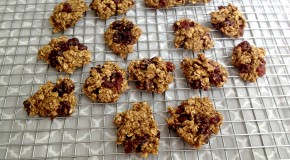 Recipe: Vegan Chinese 5 Spice Oatmeal Cherry Cookies