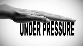 Unnecessary Pressure