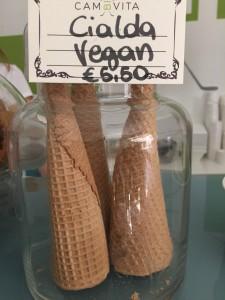 Rome's Vegan Food Walking Tour - CamBio Vita