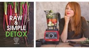 Book Review:  Raw & Simple Detox by Judita Wignall