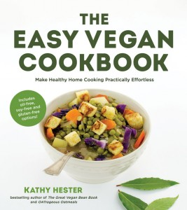 The Easy Vegan Cookbook by Kathy Hester