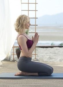 Namaste TV Yoga DVDs Review & Giveaway