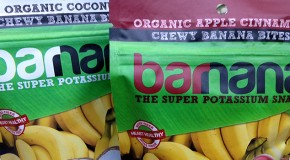 Product Review: Barnana Chewy Banana Bites