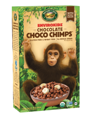 Choco ChimpsTM Cereal