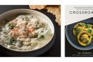 Warm Kale and Artichoke Dip from Crossroads by Tal Ronnen