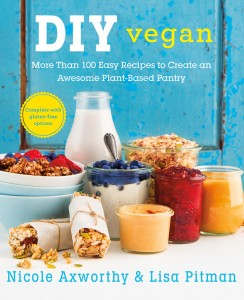 DIY Vegan by Nicole Axworthy and Lisa Pitman