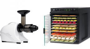 Product Review and Giveaway: Tribest Sedona Express Dehydrator and Solostar 4 Juicer
