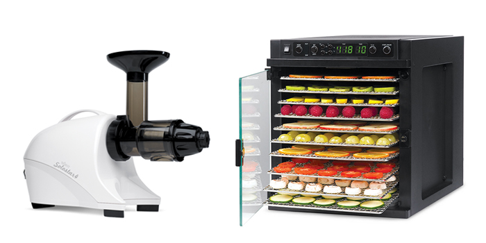product review and giveaway tribest sedona express dehydrator and solostar 4 juicer chic vegan. Black Bedroom Furniture Sets. Home Design Ideas
