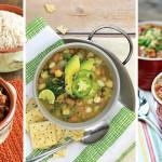 5 Vegan Chili Recipes to Get You Through Autumn