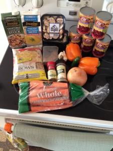 Vegan and Gluten-Free No Tomato Chili