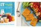 Shake & Bake Herb Breading from DIY Vegan by Nicole Axworthy and Lisa Pitman
