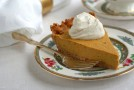 Vegan and Grain-Free Pumpkin Pie