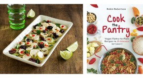 Hearts of Palm Ceviche from Cook the Pantry by Robin Robertson