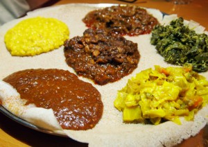 10 Tips for Vegan Dining in Restaurants – Vegan Ethiopian Sampler