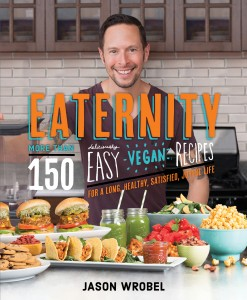Cookbook Review: Eaternity by Jason Wrobel