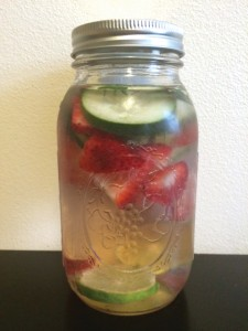 Healthy Vegan Food Trends In 2016 – Fruit Infused Water