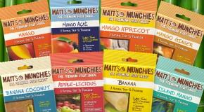 Product Review:  Matt's Munchies