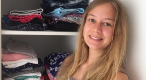 7 Steps to Guide a Teen's Closet Clean