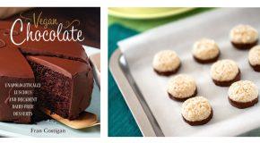 Fran Costigan's Vegan Chocolate-Dipped Coconut Macaroons