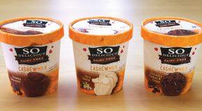 Cashew-Based Vegan Ice Cream is So Delicious!