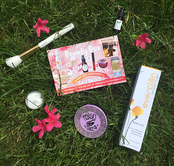 May Vegan Cuts Beauty Box