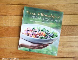 Pure and Beautiful Vegan Cooking by Kathleen Henry