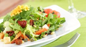 10 tips to making power salads