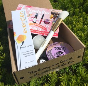 Vegan Cuts May Beauty Box
